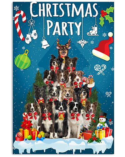 Border Collie - Party