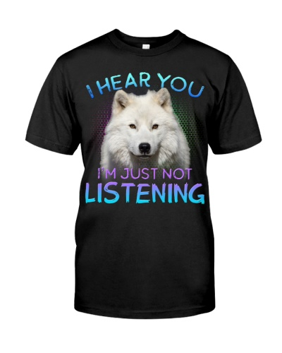 Wolf-I Hear You
