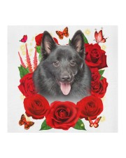 Schipperke-Face Mask-Rose Cloth face mask aos-face-mask-coverlet-lifestyle-front-02