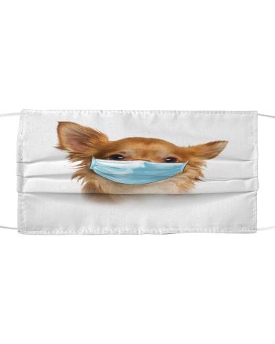 Chihuahua-02-Face Mask-Mask