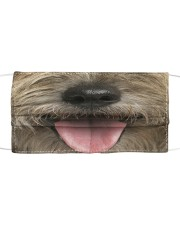 Cairn Terrier-Mask Mouth Cloth face mask front