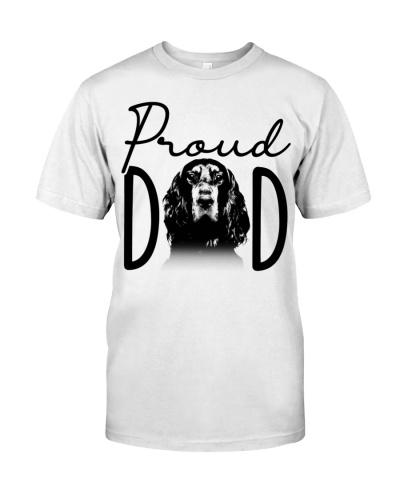 English Setter-Proud Dad