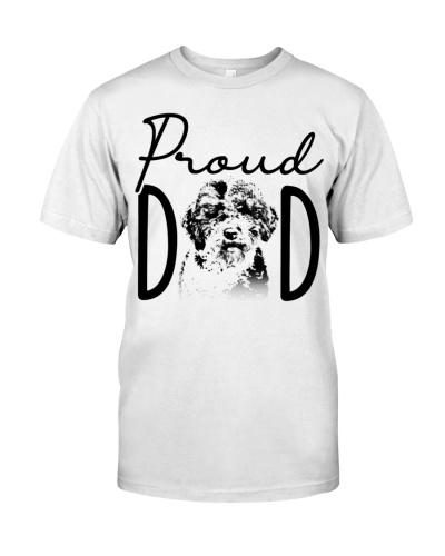 Lagotto Romagnolo-Proud Dad