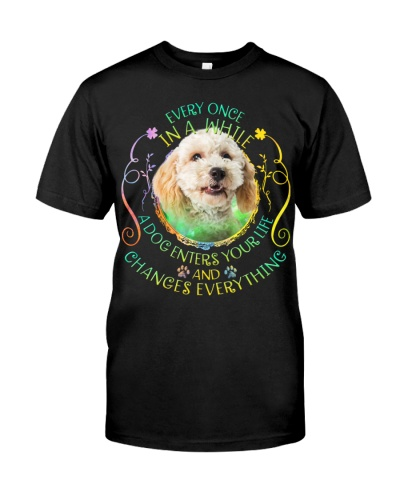 Poodle Crossbreed-Changes Everything