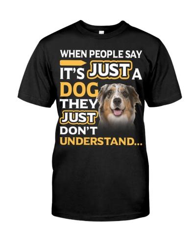 Australian Shepherd-They Don't Understand