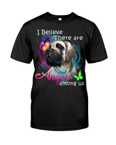 English Mastiff-Art-Angels Among Us