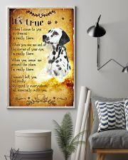 Dalmatian - True 24x36 Poster lifestyle-poster-1