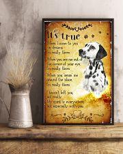 Dalmatian - True 24x36 Poster lifestyle-poster-3