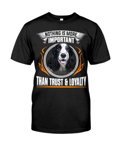 English Cocker Spaniel-Trust And Loyalty