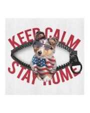 Shetland Sheepdog-US-Keep Calm Cloth face mask aos-face-mask-coverlet-lifestyle-front-02