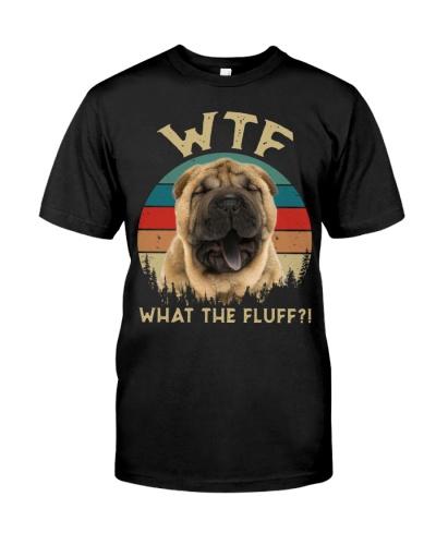 Shar Pei-What The Fluff