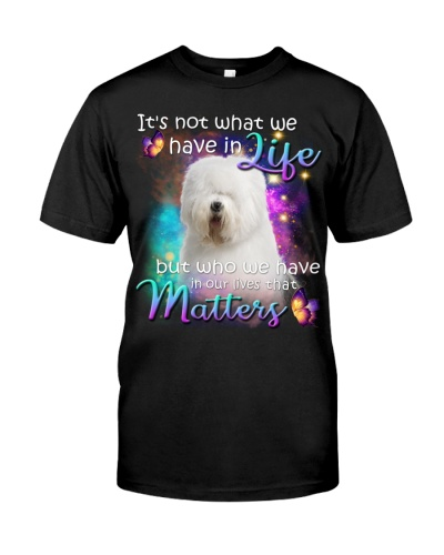 Old English Sheepdog-That Matters