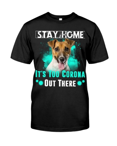 Jack Russell Terrier-Stay Home