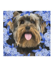 Yorkshire Terrier-Blue Mask Cloth face mask aos-face-mask-coverlet-lifestyle-front-02