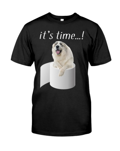 Great Pyrenees-It's Time