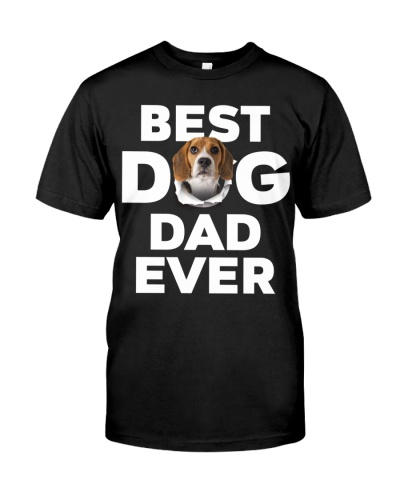 Beagle-Best Dog Dad Ever