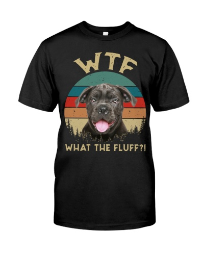 Cane Corso-What The Fluff