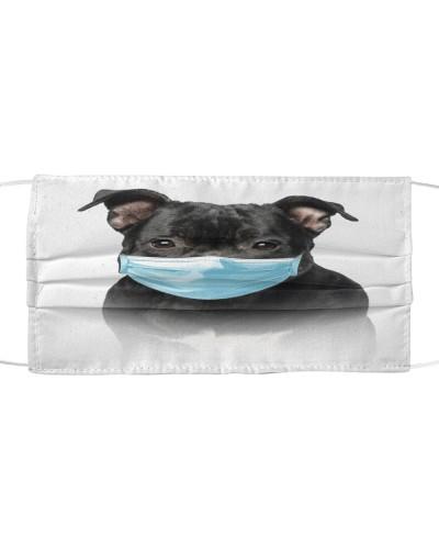 Staffordshire Bull Terrier-02-Face Mask-Mask