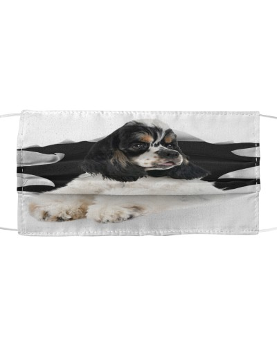 American Cocker Spaniel-02-Face Mask-Torn03