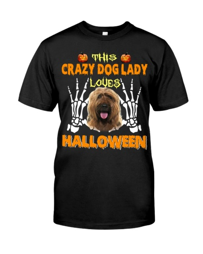 Briard-Loves Halloween