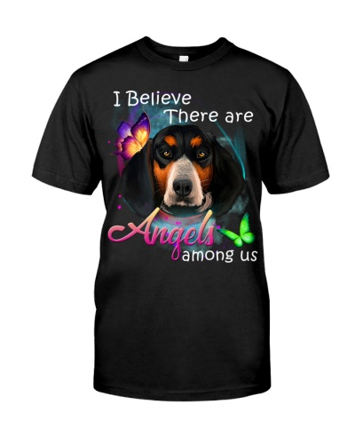 Bluetick Coonhound-Art-Angels Among Us