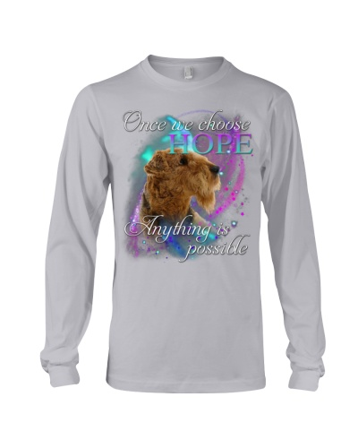 Airedale Terrier-Choose Hope