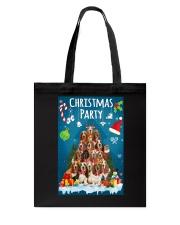 Basset Hound - Party Tote Bag thumbnail