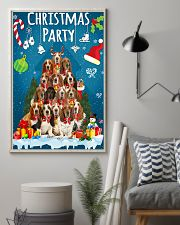 Basset Hound - Party 24x36 Poster lifestyle-poster-1