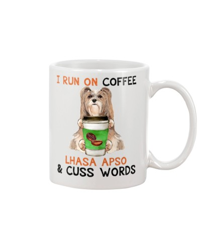 Lhasa Apso-Coffee
