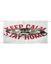 Chihuahua-Mask-Stay Home Cloth face mask front