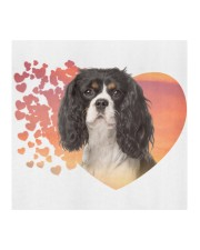 Cavalier King Charles Spaniel-My Life-Mask Cloth face mask aos-face-mask-coverlet-lifestyle-front-02