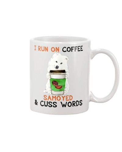 Samoyed-Coffee