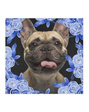 French Bulldog-03-Blue Mask Cloth face mask aos-face-mask-coverlet-lifestyle-front-02