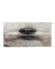 Bichon Frise-Mask Mouth Cloth face mask front