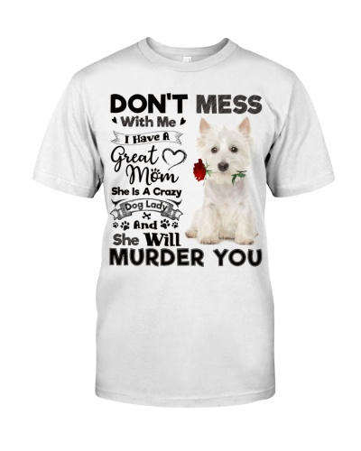 West Highland White Terrier-Great Mom