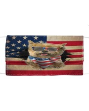 Cairn Terrier-US Mask Cloth face mask front