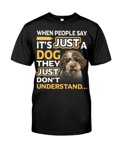 Lagotto Romagnolo-They Don't Understand
