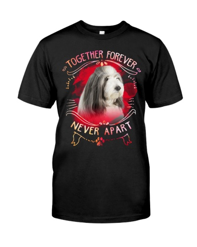 Bearded Collie-Together Forever