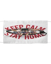 Chihuahua-US-Keep Calm Cloth face mask front