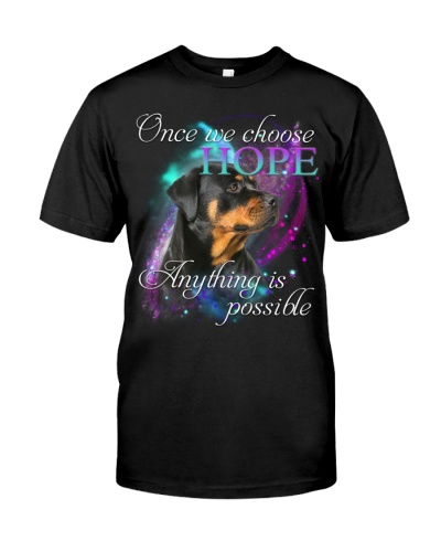 Rottweiler-Choose Hope