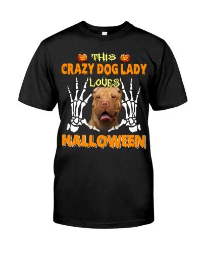 Shar Pei-Loves Halloween