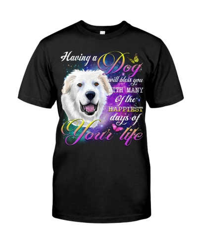 Great Pyrenees-Art-Bless You