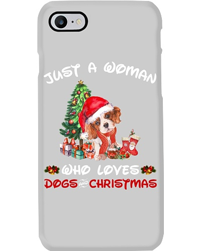 King Charles Spaniel-Dogs-Christmas
