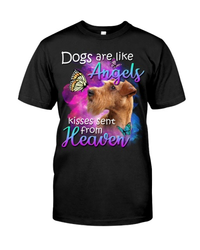 Irish Terrier-From Heaven