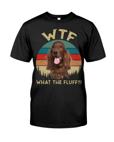 Irish Setter-What The Fluff