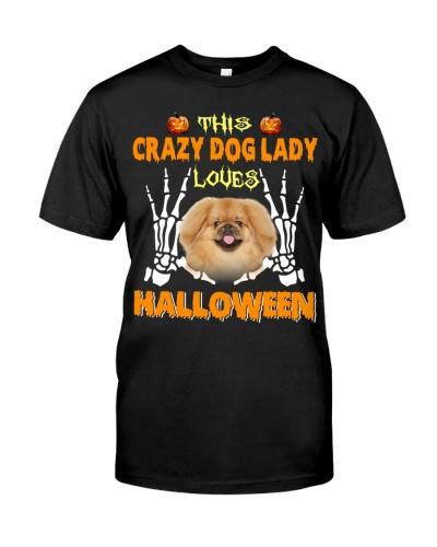 Pekingese-Loves Halloween