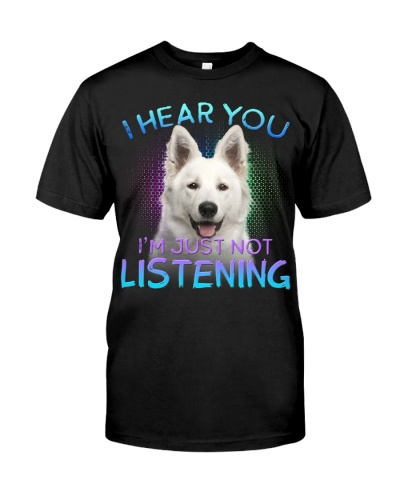 Berger Blanc Suisse-I Hear You