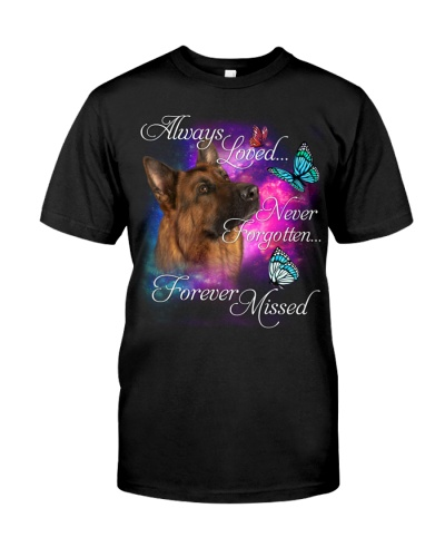 German Shepherd-Always Loved