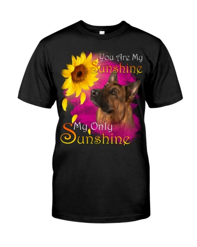 German Shepherd-02-My Sunshine
