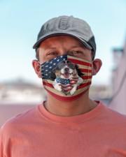 Australian Shepherd-US Mask Cloth face mask aos-face-mask-lifestyle-06